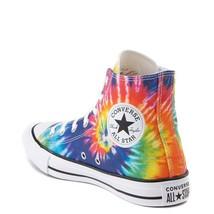 NEW Converse Chuck Taylor All Star Hi Tie Dye Vivid Sneaker Womens - $100.00