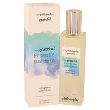 Philosophy Grateful By Philosophy For Women 1 oz EDP Spray - $23.65