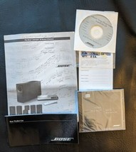 Bose Lifestyle 25 Series II System Owners Manual CD Accessories - $17.75