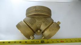 FDC Auto Spkr 300 09-000 Fire Protection Valve Brass New image 1