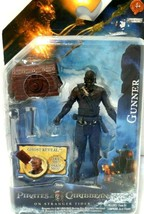 Jakks  Pirates Of The Caribbean 2011 Gunner Ghost Reveal Action Figure NEW - $14.49