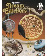 Dream Catchers Crochet Nature's Beauty Celestial Shower Woodland Sun & S... - $11.95