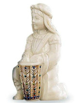 "Lenox Drummer Boy China Jewels Nativity Figurine 4"" New In Box - $48.90"