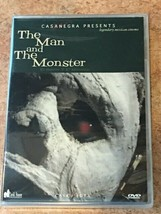 The Man and the Monster (DVD, Casanegra, 1958) BRAND NEW / FACTORY SEALED - $14.57