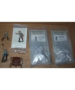 54mm 1/32 METAL NEW HOPE TRADITION ACW CIVIL WAR FIGURES - $35.00