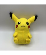 """Pokemon Plush 7"""" (Pikachu) Officially Licensed 2011 Toy Factory - $9.89"""
