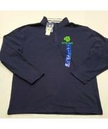 NWT Notre Dame Fighting Irish Blue Champion Long Sleeve Sweatshirt Large... - $24.74