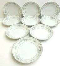 """9 Wade Diane 5 1/2"""" Fruit Dessert Sauce Fine Porcelain China Cabinet Japan Bowl - $49.17"""