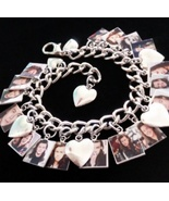 HARRY STYLES Photo Charm Bracelet - $27.99