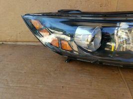 11-13 Kia Optima Headlight Lamp Halogen Passenger Right RH - CLEAR LENS image 3