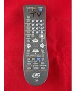 Genuine JVC RM-C252 TV VCR DVD Remote - $8.00