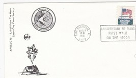 APOLLO 15 LIFTOFF FROM THE MOON CAPE CANAVERAL FLORIDA AUG 2 1971 SCCS - $1.98