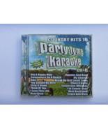 Party Tyme Karaoke: Country Hits, Vol. 18 by Karaoke (CD, Jun-2016, Univ... - $14.80