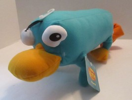 Disney Phineas and Ferb Perry Platypus Plush 13 Inch New with Tags - $13.45