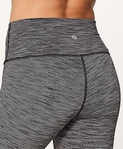 NWT WUNDER UNDER 1/2 TIGHT WEE ARE FROM SPACE BLACK  SLATE SIZE 6 - €82,84 EUR