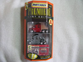 Matchbox Premiere First Edition. Kensworth T-2000.1998.Limited edition.U... - $21.00