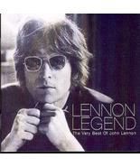John Lennon ( Legend The Very Best Of John Lennon) CD - $7.98