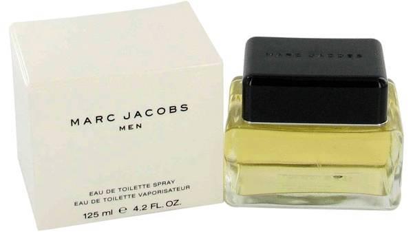 Marc Jacobs by Marc Jacobs 4.2 Oz Eau de Toilette Cologne Spray