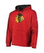 CHICAGO BLACKHAWKS MAJESTIC NHL Men's Armor ThermaBase Hoodie Sweatshirt... - $39.99