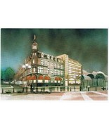Maastricht Holland Netherlands Postcard Grand Hotel De L'Empereur Best W... - $2.84