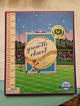 eeBoo Hanging Growth Chart with Baseball Theme - New in Box - $29.95