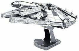 Metallic Nano puzzle premium series STAR WARS Millennium Falcon - $38.03