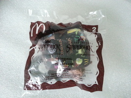 McDonalds 2008 The Spiderwick Chronicles No 2 Hogsqueal Childs Happy Meal Toy - $4.99