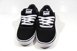 VANS Mirada (Twill) Black/White UltraCush Chukka Low Men's Skate Size 7 image 4