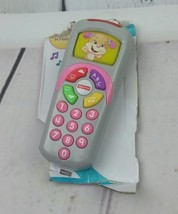 Fisher Price Laugh And Learn Sis Remote - $8.39