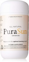 PuraSun All Natural Dietary Supplement, 120 Soft Gels - $59.02