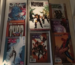 MARVEL Comic Book Lot Of 50 VF Average Condition Heavy On Spider-Man / X-Men #24 - $25.47