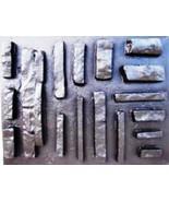 #ODF-05 Stackstone Veneer Concrete Molds Make 100s of Wall Stones for Pe... - $99.99