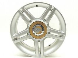 "2006 B7 Audi A4 17"" 5x112 Rim Alloy Double Spoke Wheel Factory Oem -805C - $103.95"