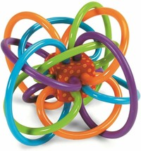 Manhattan Toy Winkel Rattle & Sensory Teether Toy - 0+ (BPA Free) - $11.29