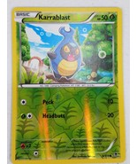Pokemon XY Series Phantom Forces - Karrablast (Reverse Holo) - $2.00