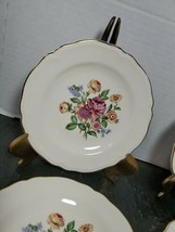 """Knowles USA SemiVitreous Dessert Plates 5 7/8"""" Replacement 479 & 478 Lot... - $42.56"""