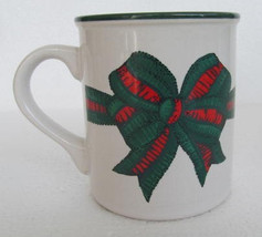 1990 T. Cathey Christmas Reef Ceramic Collectible Coffee Mug Potpourri  ... - $14.99