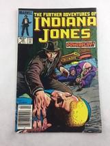 The Further Adventures of Indiana Jones Vol 1 #30 July 1985 Marvel Comic... - $7.43