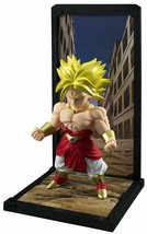 New 007 Super Saiyan Broly Dragon Ball Z Action Figure IN STOCK US - £8.31 GBP