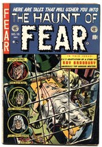 Haunt of Fear #16 1952-EC Golden Age horror- Bradbury- Decapitation FN - $261.90