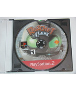Playstation 2 - RATCHET CLANK (Game Only) - $8.00