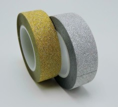 KEVIN&SASA CRAFTS® New Foil Washi Tape Office Adhesive Scrapbooking Tool... - $3.08