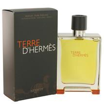 Hermes Terre D'Hermes Cologne  6.7 Oz Pure Parfum Spray image 1