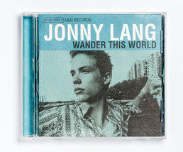 Jonny Lang - Wander this World - Blues Rock Music Cd - $4.65