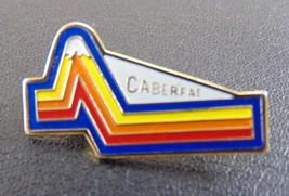 Caberfae Ski Resort Pin Vintage Michigan - $14.99