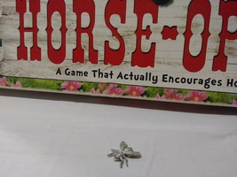 Horse-Opoly HorseOpoly Equestrian Monopoly REPLACEMENT game token house fly - $8.00