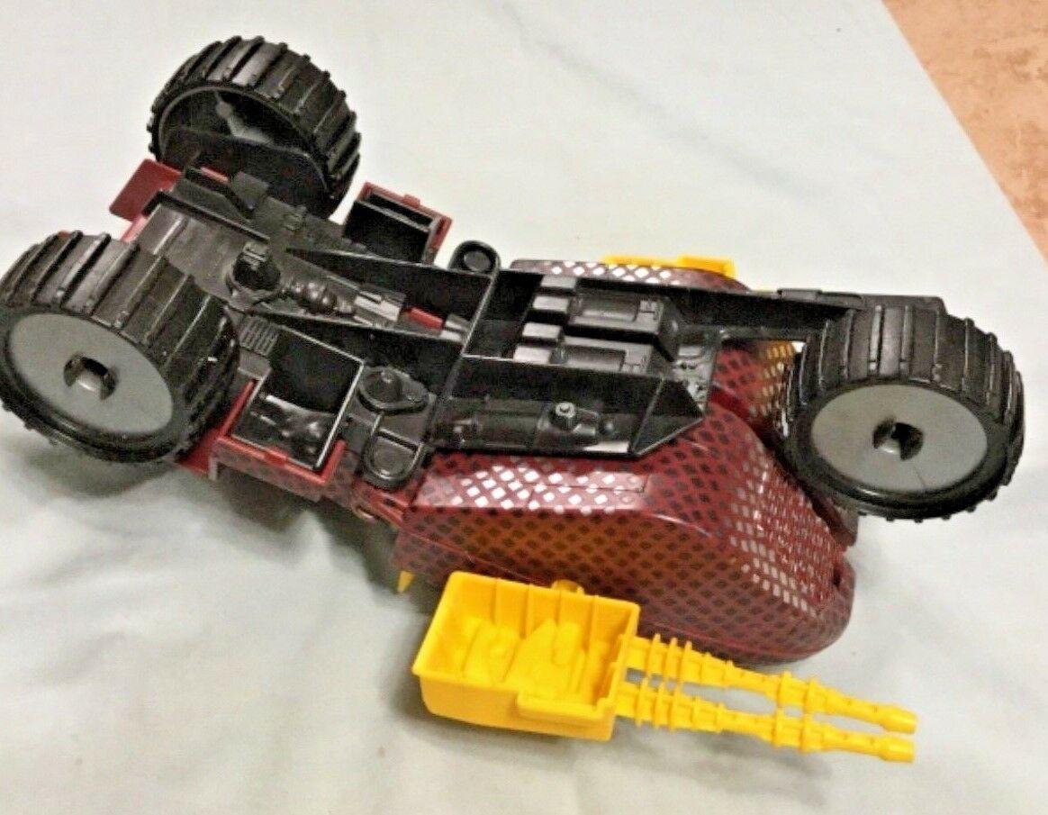 HASBRO G  I  Joe Python Toy 1986 Car Action and 50 similar items