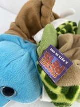 Pop Out Pets Turtle Dolphin Walrus Reversible Plush Toy 3 Animals In One... - $9.49