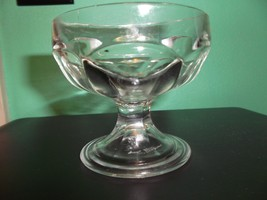 "Footed Sherbert Ice Cream or Dessert Dishes 3""w... - $20.00"