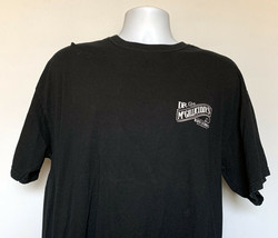 Dr McGillicuddys Black Licorice Schnapps T Shirt Mens XL Give it to you ... - $21.73